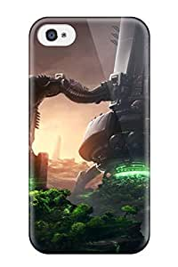 Iphone 4/4s ZpRDOOi7768prBGe Endless Space Tpu Silicone Gel Case Cover. Fits Iphone 4/4s