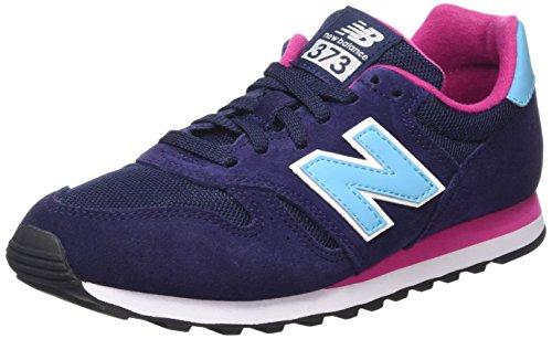 New Balance WL373 Lifestyle - Zapatillas de deporte para mujer Morado (Purple)