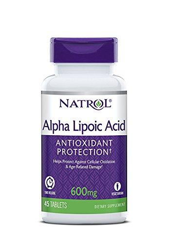 Alpha Lipoic Acid - 600mg - Time Released