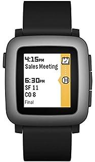 Amazon.com: Pebble 2 + Heart Rate Smart Watch- White/White