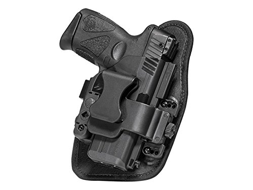 Alien Gear holsters ShapeShift Appendix Carry Holster Glock 19 (Right Handed) (Best Appendix Carry Holster)