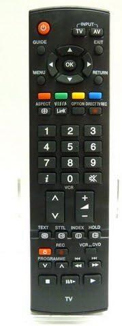 Mando a distancia Control remoto emisor manual Panasonic EUR 7651120: Amazon.es: Electrónica