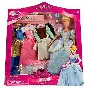 Disney Cinderella Deluxe Headband (Disney Princess Deluxe Cinderella Doll & Wardrobe Play Set)