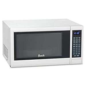 Avanti R 1.2 Cu Ft Microwave Oven, White – The machine works very well. Only negative is the