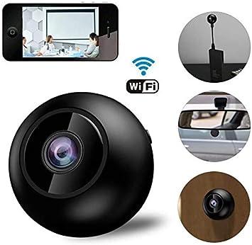 Mini WiFi Spy Camera, 1080P Spy Hidden Camera Night Vision e ...