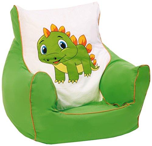 knorr-baby-450303-Kinder-Sitzsack-Drache-grn