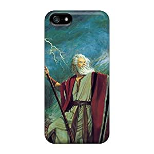 VIVIENRowland Iphone 5/5s Shockproof Cell-phone Hard Cover Provide Private Custom Beautiful Breaking Benjamin Image [ZAh8069pHKU]