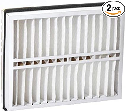 21 X 27 X 5 Merv 13 Trane Perfect Fit Repl Filter 2 Pack Replacement Furnace Filters Amazon Com