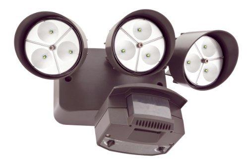 Lithonia Motion Sensor Flood Light - 7