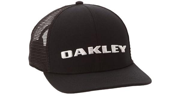Oakley GOLF TRUCKER - Gorra de golf para hombre, color negro, talla Talla única: Amazon.es: Deportes y aire libre