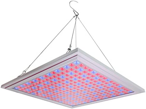 Osunby LED Grow Light, 150W Dimmable Growing Lamp 289 LEDs with Red Blue Spectrum for Hydroponic Indoor Plants Seedling, Vegetative and Flowering