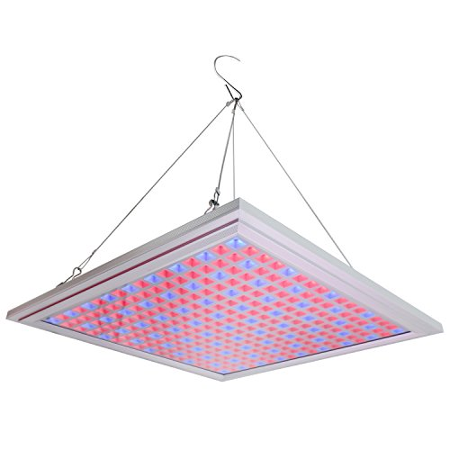 Osunby LED Grow Light, 150W Dimmable Growing Lamp 289 LEDs with Red Blue Spectrum for Hydroponic Indoor Plants Seedling, Vegetative and ()