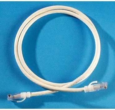 Ortronics Clarity 9 Ft White Cat6 Patch Cable OR-MC609-09