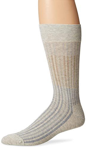 Vince Camuto Men's Dashed Crew Sock