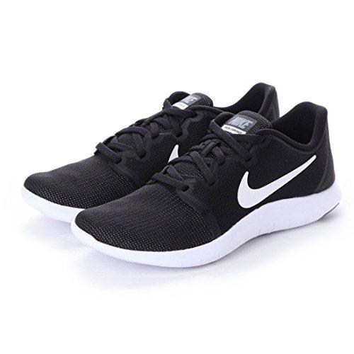 Flex Basses Sneakers cool Wmns Noir Femme 2 Contact Grey 001 white Nike black qXpU5X