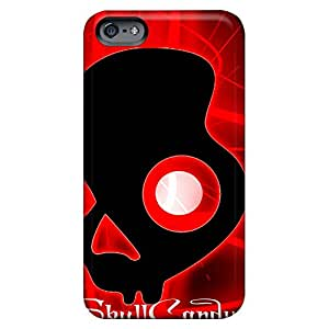 iphone 6 Fashion phone cover case Hot Style Excellent Fitted skullcandy