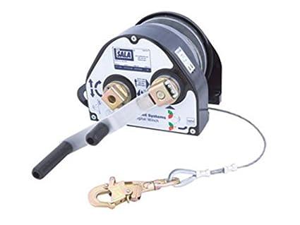 Advanced Digital 100 Serie 2 velocidad cabrestante cable de ...