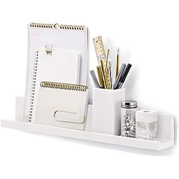 Amazon Com Command 5 Lb Capacity White 21 Quot Floating Wall