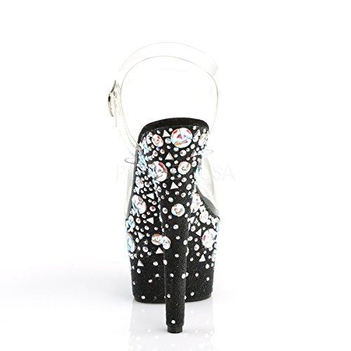 Pleaser Sandalo Adore Donne Delle 708rose qXAqP