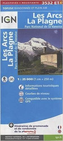 Télécharger en ligne 3532ETR LES ARCS/LA PLAGNE (RESISTANTE) epub pdf