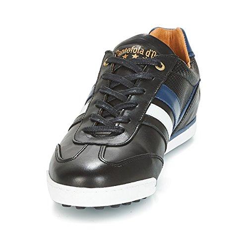 Homme 25y d'Oro pour 10181025 Black Pantofola Noir Baskets tRqxwZv