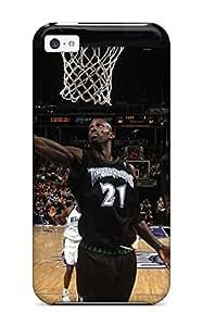 Hot sports nba basketball kevin garnett minnesota timberwolves sacramento kings NBA Sports & Colleges colorful iPhone 5c cases 4850296K966034554