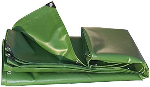 WONG WEI Fundas para Muebles de jardín Lonas Sombrilla Lona Verde del ejército Impermeable al Aire Libre Resistente al Desgaste Camión de protección Solar (Color : Armygreen, Size : 6x8m): Amazon.es: Hogar