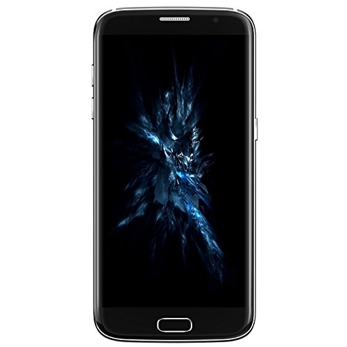 BLUBOO Edge 2GB + 16GB 5.5 Inch Android 6.0 MTK6737 Quad Core up to 1.3GHz, WCDMA & GSM & FDD-LTE (Black)