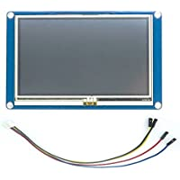 DIYmall Nextion 4.3 HMI LCD Display Module TFT Touch Panel for ESP8266