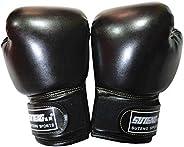 SharpointHome 1 Pair Boxing Sanda Gloves Kids Boxing Gloves for Fun Muay Thai Sanda Martial Arts Punching Mitt
