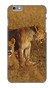 FlQxMM-2207-xeBen With Unique Design iphone 5 5s Durable Tpu Case Cover Two Lions