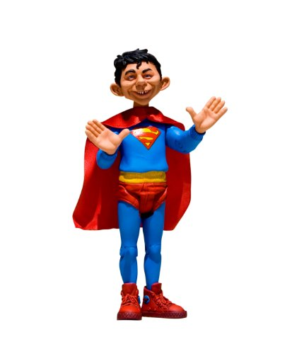 DC Direct Just Us League of Stupid Heroes: Series 1: Superman Action Figure