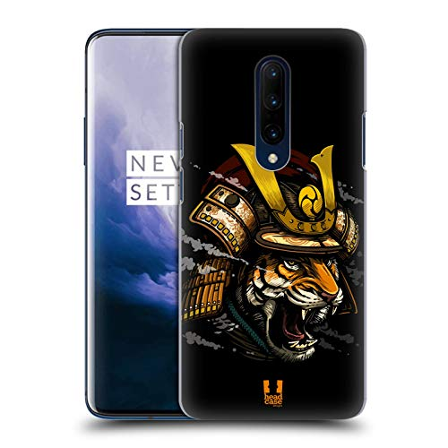 Head Case Designs Shogun Warriors from The Wild Hard Back Case Compatible for OnePlus 7 Pro
