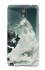 Premium Halo Back Cover Snap On Case For Galaxy Note 3