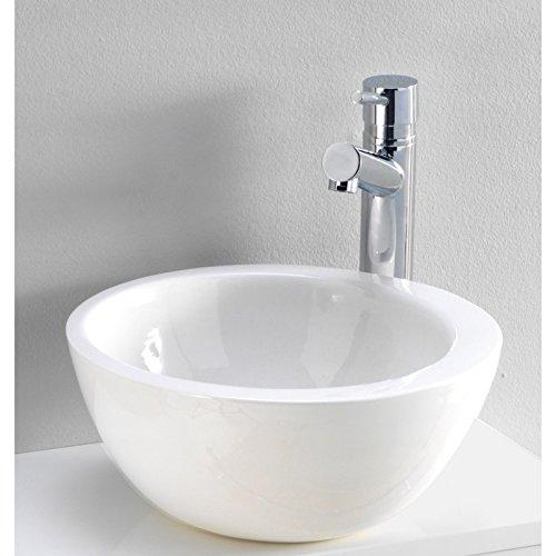 Robinet réhaussé eau froide pour lave-mains PlaneteBain