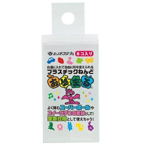 (Hinodewashi Oyumaru Monochromatic OO-250C Clear)