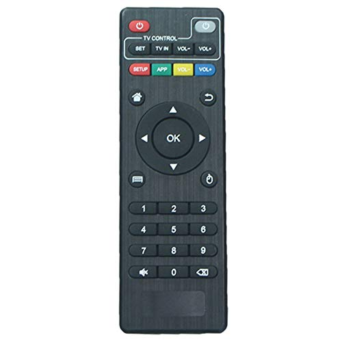 Original Replacement Remote Control Controller for Android TV Box MXQ,MXQ Pro,M8,M8C,M8N,M9C,M10,T95M,T95N T95X mx9 H96 H96 pro+ tx3mini x96mini v88 (Remote Control Android Tv)