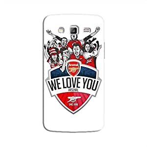 cover it up - Arsenal WLYou Galaxy Grand 2 G7106 Hard Case
