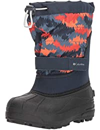 d139d8f54e Kids' Youth Powderbug Plus Ii Print Snow Boot