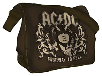 Officiel Sac Bandouli/ère Highway to Hell AC//DC