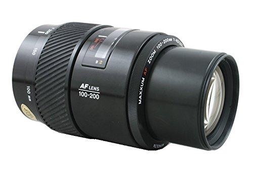Minolta Maxxum AF 100-200mm f/4.5 TELE lens for Minolta Maxx