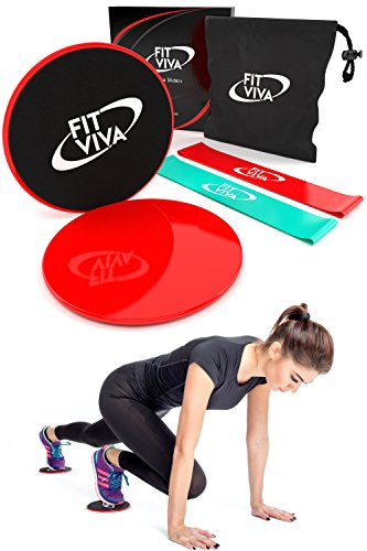 Professional Gliding Resistance Fit Viva product image