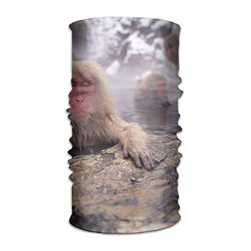 Owen Pullman Hundred Change Headscarf Monkeys Geysers Fashionable Outdoor Athletic Bandana Headbands Multifunctional Headwear -