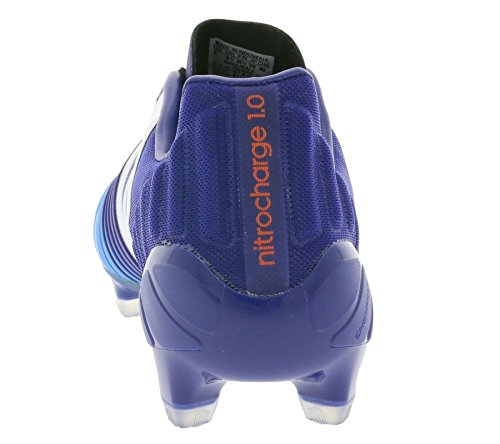 adidas Performance Nitrocharge 1.0 FG Calcio Scarpe Viola M19052
