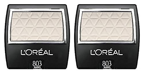 (Pack 2) L'Oreal Paris Studio Secrets Professional Eye Shadow Singles, 803, SeaShell 0.10 ()