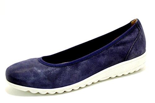Blu Signore 20 Caprice 22161 9 812 Ballerina Navy Blu YIqqdwH