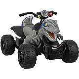 Vehículo Montable Power Wheels Jurassic World Dino Racer