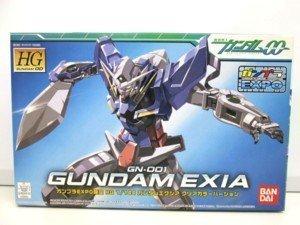 144 Gundam Exia clear color version GN-001 HG Gundam OO Gundam EXPO Limited