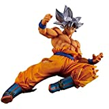 Dragon Ball Figura de Colección 20cm Goku Son GOKOU Ultra Instinct FES!! Vol. 8 Dragonball BANPRESTO Japan