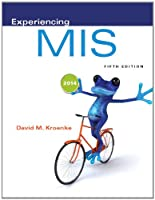 Experiencing MIS, 5th Edition Front Cover